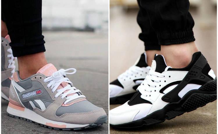 В чем ходить этой весной: ТОП-3 модные модели кроссовок