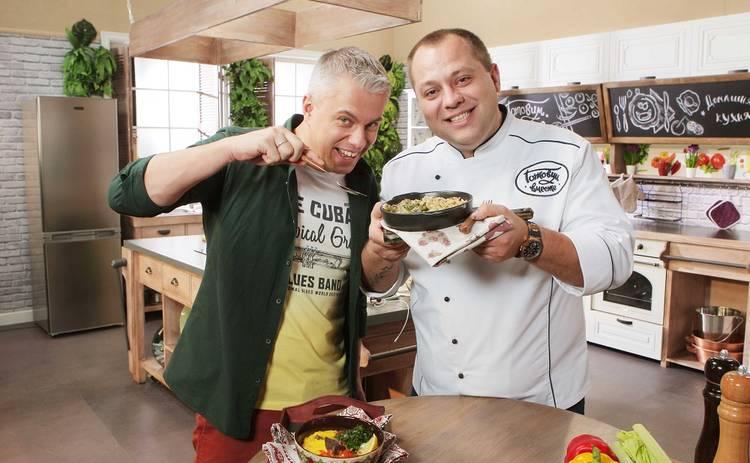 Готовим вместе. Домашняя кухня - смотреть онлайн 3 выпуск. Эфир от 18.01.2020