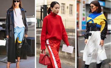 Как правильно носить спортивный костюм и выглядеть модно?