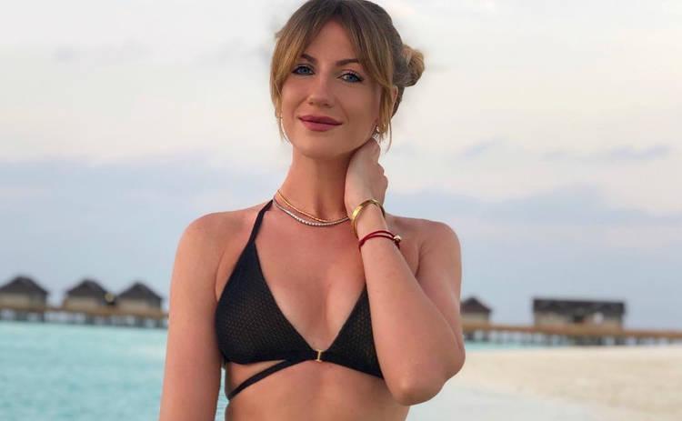 Леся Никитюк показала упражнения для попы в воде: бегом в бассейн
