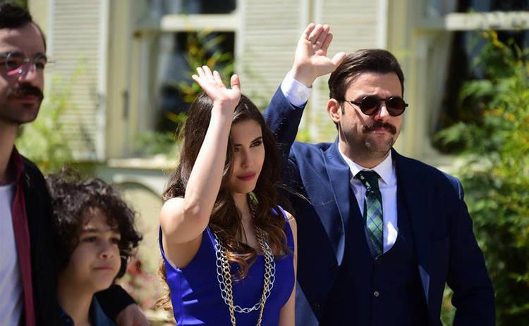 Невеста из Стамбула: смотреть 285 серию онлайн (эфир от 23.01.2020)