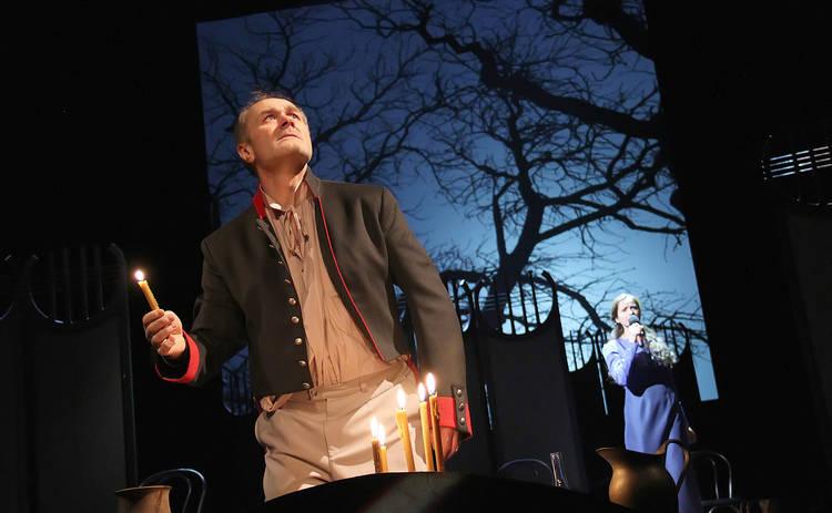 Куда пойти 26 января 2020 года в Киеве: спектакль «Везде один... Свеча на ветру»