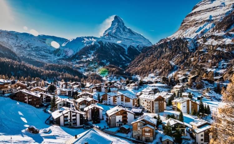 Швейцарские Альпы: испытание красотой