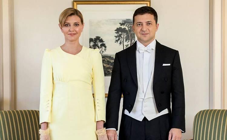 Елена Зеленская посвятила трогательные слова мужу в день его рождения: «До сих пор бабочки в животе»
