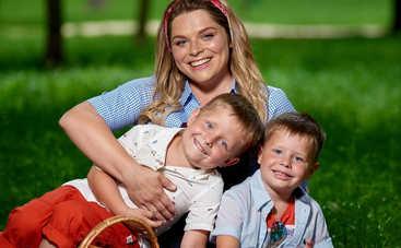 Неля Шовкопляс рассказала, как материнство изменило ее жизнь