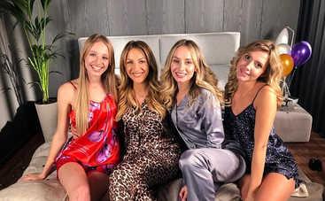 Участницы шоу «Кто против блондинок?» приглашают Леся Никитюк на «девичники»