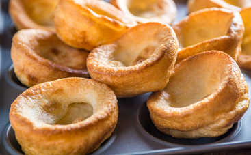 Йоркширский пудинг на завтрак (рецепт)