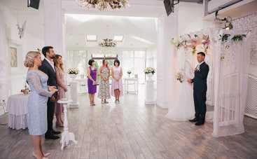 Одруження наосліп-6: смотреть 1 выпуск онлайн (эфир от 28.01.2020)