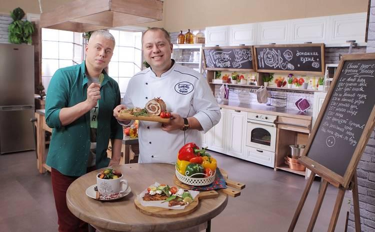 Готовим вместе. Домашняя кухня - смотреть онлайн 5 выпуск. Эфир от 01.02.2020