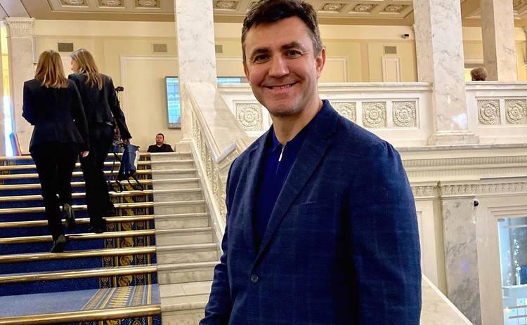 Николай Тищенко отреагировал на скандал вокруг развода Остапчука: «Обречен на новые слухи»