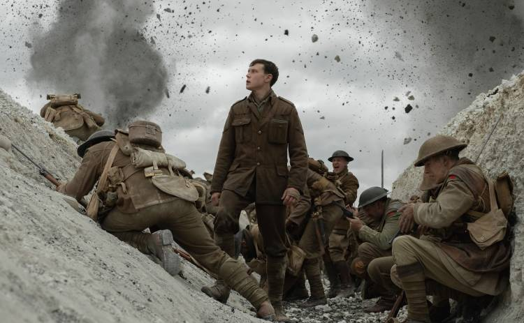 1917: война и мир Сэма Мендеса