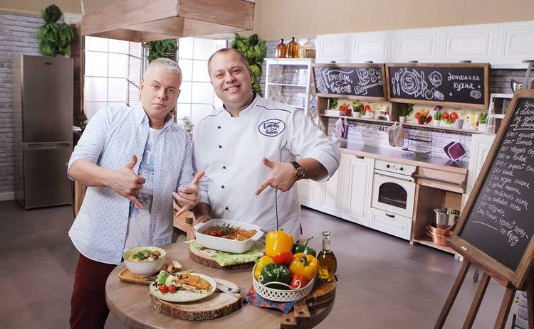 Готовим вместе. Домашняя кухня - смотреть онлайн 6 выпуск. Эфир от 08.02.2020