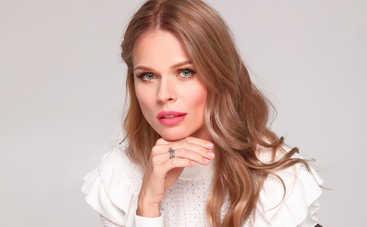 Ольга Фреймут впервые показала лицо младшей дочери Евдокии