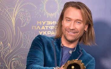 Олег Винник объявляет «марафон любви»