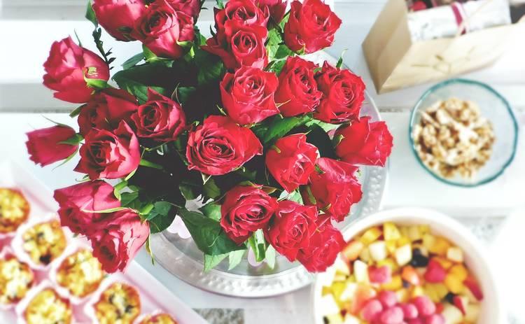 Салат «Влюбленный Валентин» (рецепт)