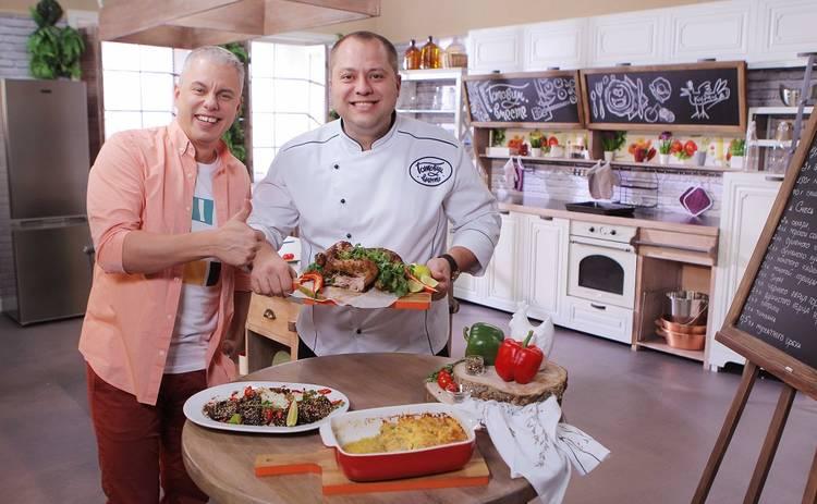 Готовим вместе: блюда из курицы (эфир от 16.02.2020)