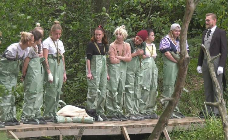 Від пацанки до панянки-4: участницы реалити искали ключи от Школы леди в болоте