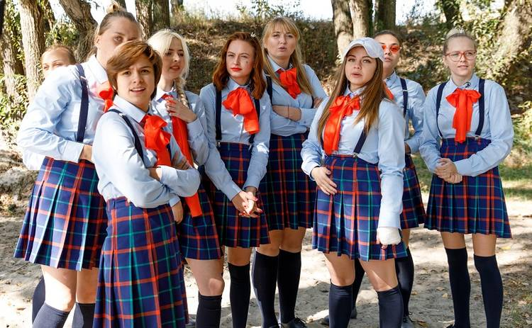 Від пацанки до панянки-4: биография учениц Школы леди – знакомимся ближе с каждой из них