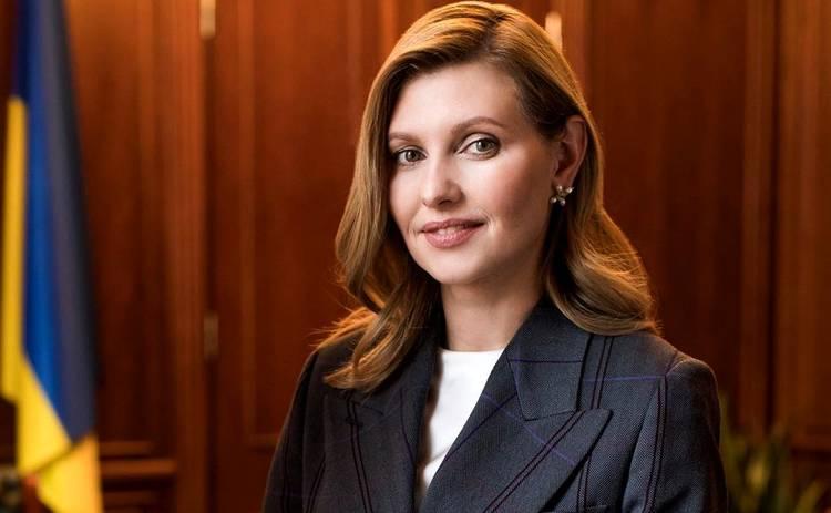 Елена Зеленская в новом имидже: в Сети обсуждают косички первой леди