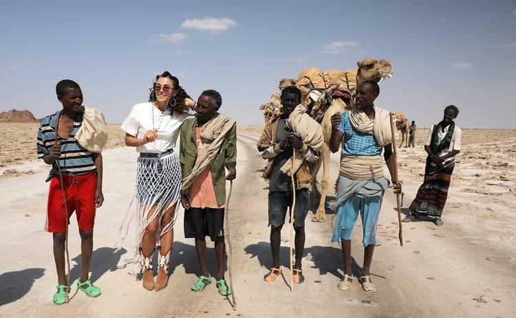 Орел и решка. Чудеса света: Сахара - смотреть онлайн 1 выпуск от 01.03.2020