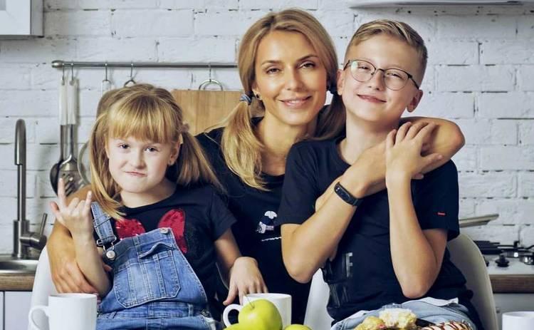 7-летняя дочь Марины Боржемской и Вячеслава Узелкова заняла 1 место на всеукраинских соревнованиях
