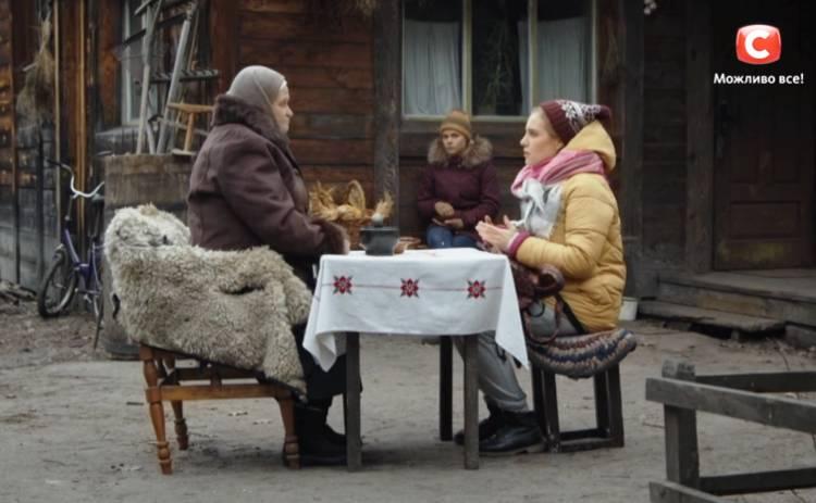 Слепая: смотреть онлайн 9 серию (эфир от 02.03.2020)