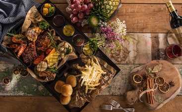 Драники с грибами и сметаной в духовке (рецепт)