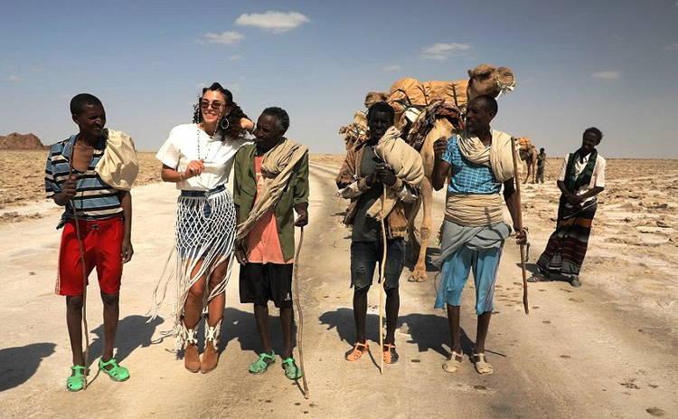 Орел и решка. Чудеса света: Полюс жары. Эфиопия - смотреть онлайн 3 выпуск от 15.03.2020