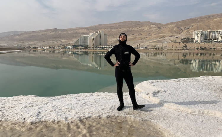 Орел и решка. Чудеса света: Мертвое море - смотреть онлайн 5 выпуск от 29.03.2020