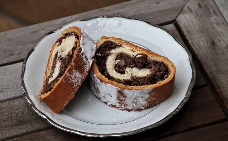 Нежный маковый пирог от Валентины Хамайко (рецепт)