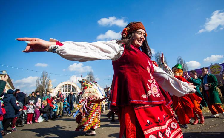 Более миллиона украинцев проводили зиму на ВДНГ