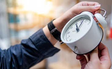 ТОП-5 правил, которые помогут вам пережить перевод времени