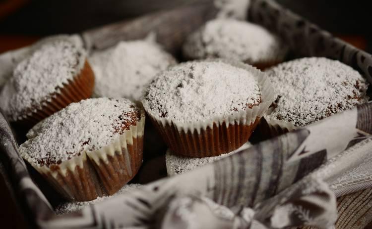 Низкокалорийный кекс без сахара (рецепт)