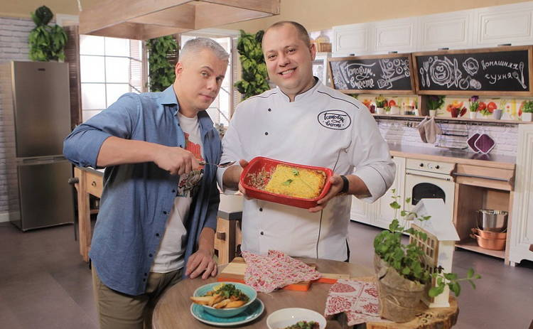 Готовим вместе. Домашняя кухня: смотреть онлайн 11 выпуск от 14.03.2020