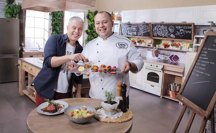 Готовим вместе: Французская кухня (эфир от 15.03.2020)