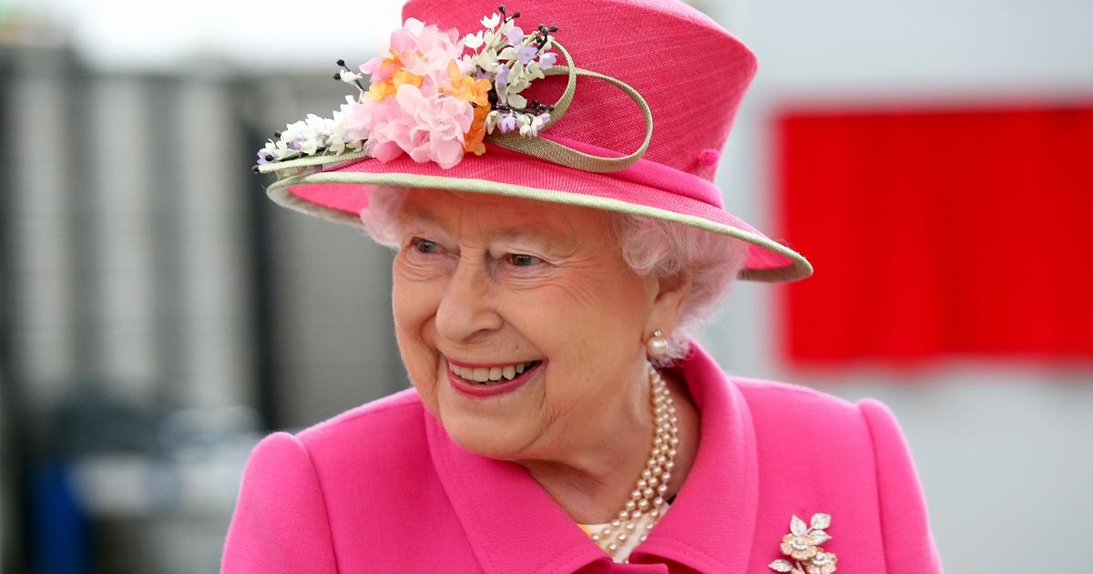 королевы великобритании список говорит, его