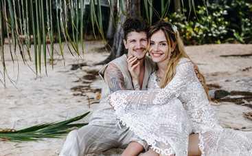 MamaRika вышла замуж: певица в свадебном платье на обложке журнала Теленеделя