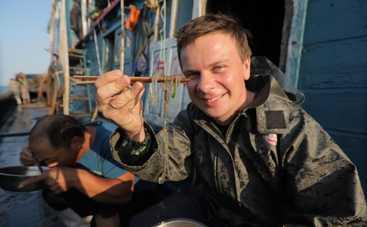 Мир наизнанку: Дима Комаров в Китае отправится на охоту за медузами и попробует необычный деликатес