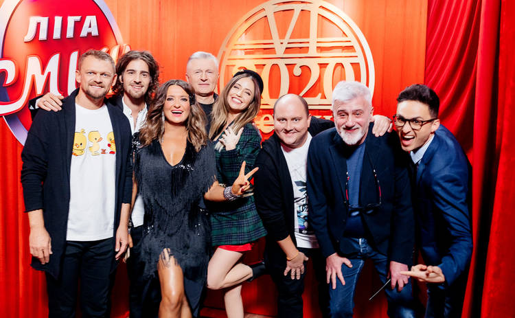 Лига Смеха: смотреть выпуск онлайн (эфир от 20.03.2020)