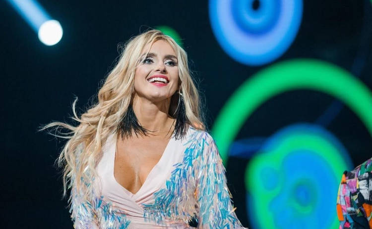 Ирина Федишин об отношениях с мужем: Ссоримся из-за работы