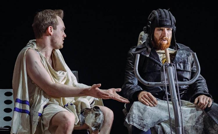 Дмитрий Соловьев: Театр для актера – это как спортзал для спортсмена