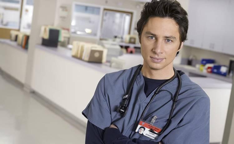 Paramount Comedy покажет культовый сериал про медиков «Клиника»