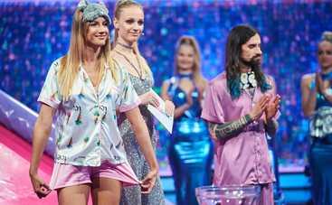 Неожиданно! Леся Никитюк уступила место ведущей шоу Кто против блондинок?