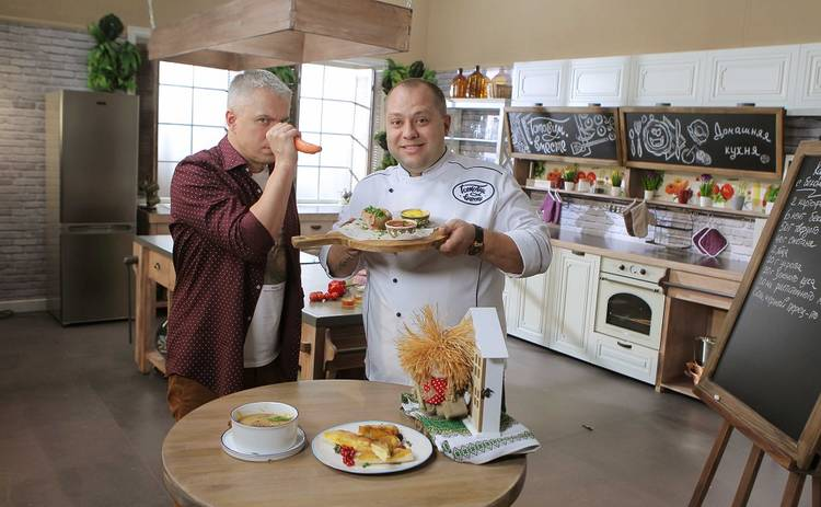 Готовим вместе. Домашняя кухня: смотреть онлайн 13 выпуск от 28.03.2020