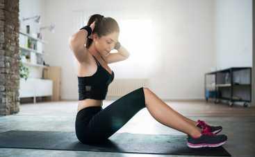 Домашняя жиросжигающая тренировка для ленивых: 5 главных упражнений