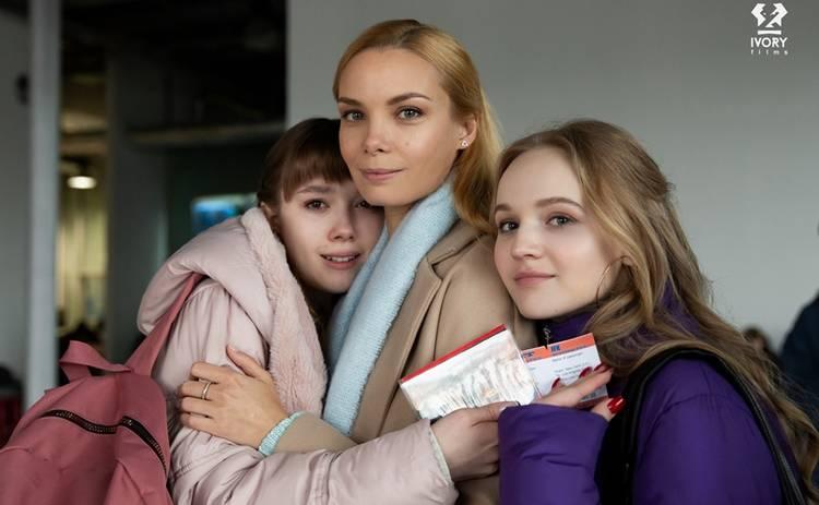 Канал Украина покажет премьеру фильма Дочки с Ольгой Арнтгольц в главной роли