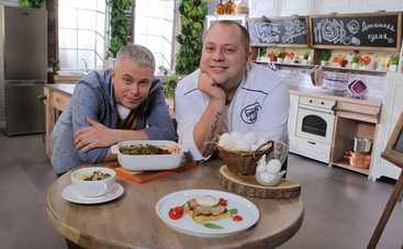 Готовим вместе. Домашняя кухня: смотреть онлайн 14 выпуск от 04.04.2020