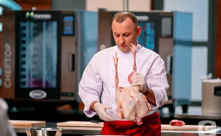 МастерШеф. Профессионалы-2: из мяса профи могут приготовить даже десерт