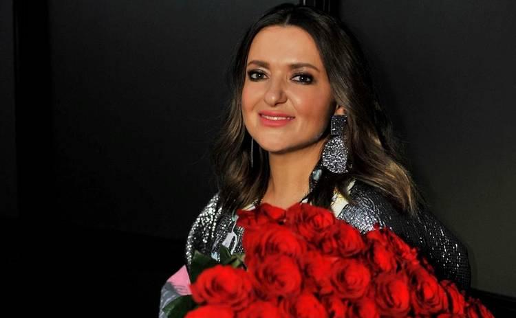 Наталья Могилевская восхитила образом в свадебном платье: непревзойденная невеста