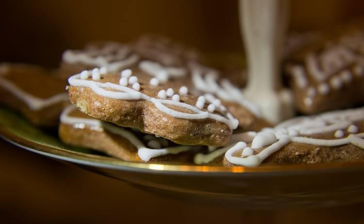 Имбирные пряники с медом и молоком (рецепт)